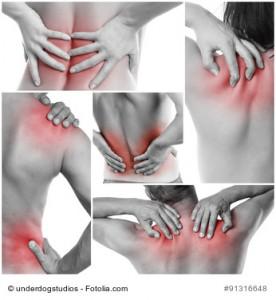 Schmerzen bei Rheuma