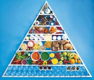 Ernährungsdreieck