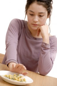 adolescente refus alimentation