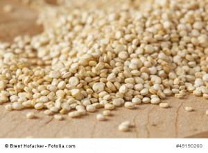 Glutenfreies Pseudogetreide Quinoa