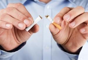 Zigaretten sind schädlich