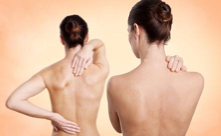 Kreuz- und Rückenschmerzen