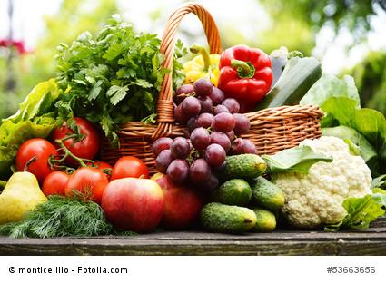 Vitamin E im Gemüse