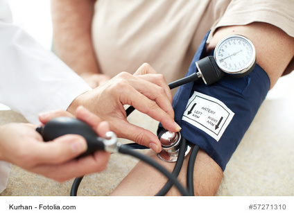 Bluthochdruck verursacht Kopfschmerzen