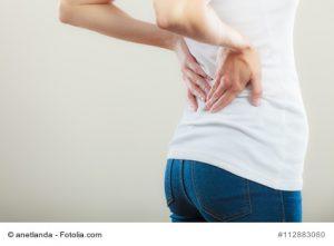 Rückenschmerzen im unteren Bereich