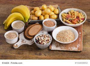 Kohlenhydratreiches Essen