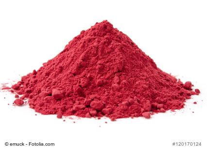 Zusatzstoff Farbstoff