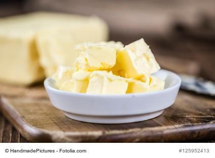 Butter - reich an Vitamin E