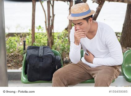 Reisekrankheit