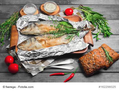 Spurenelemente im Fisch