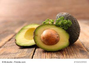 Vitaminreiche Avocado