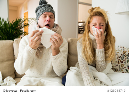 Erkältungsbeschwerden