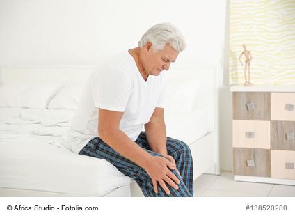 Knieschmerzen: Arthritis oder Arthrose