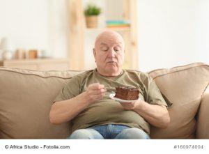 Kein Kuchen für Herzinfarkt-Patienten