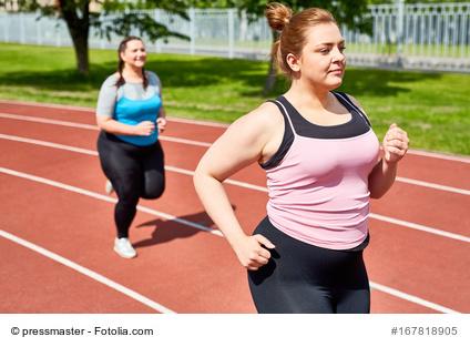 2 Läuferinnen