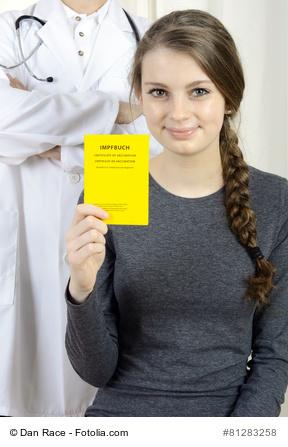 Impfen heißt Keuchhusten vorbeugen