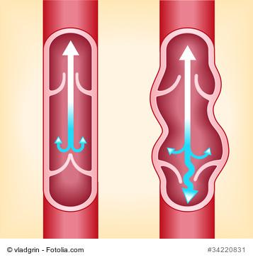 Blutfluss