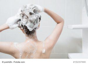 Haarewaschen