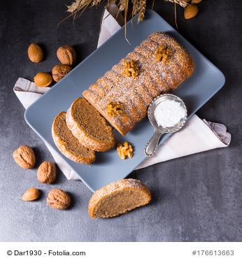Amarant-Kuchen