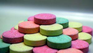 Kautabletten gegen Refluxkrankheiten