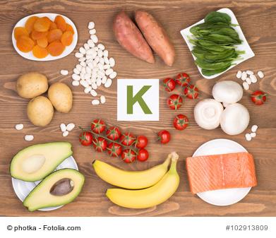 Lebensmittel mit Kalium
