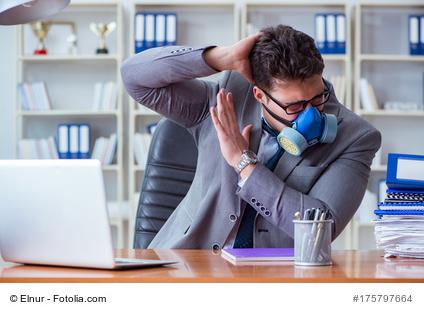 Schweißgeruch