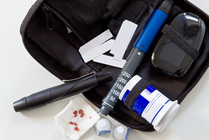 Diabetes-Zubehör