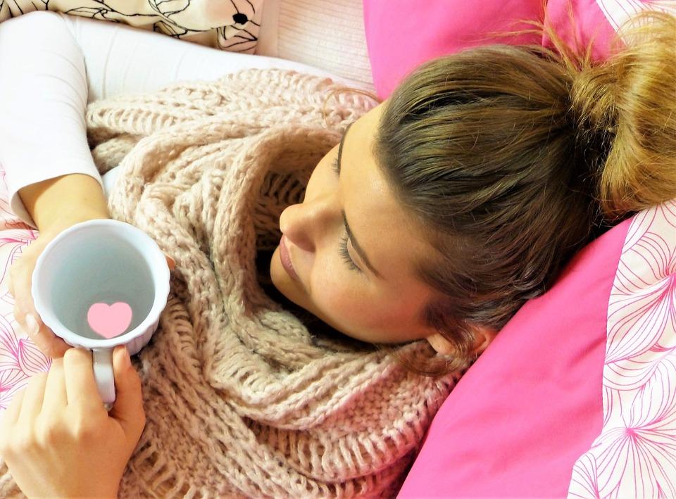 bei erkältungskrankheiten tee trinken