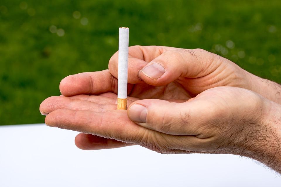 Nein zu Nikotin