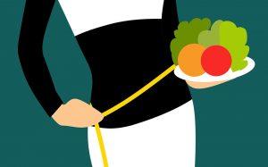 Gemüse macht schlank