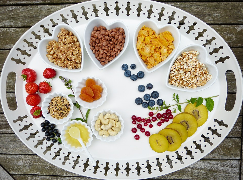 Vegane Speisen