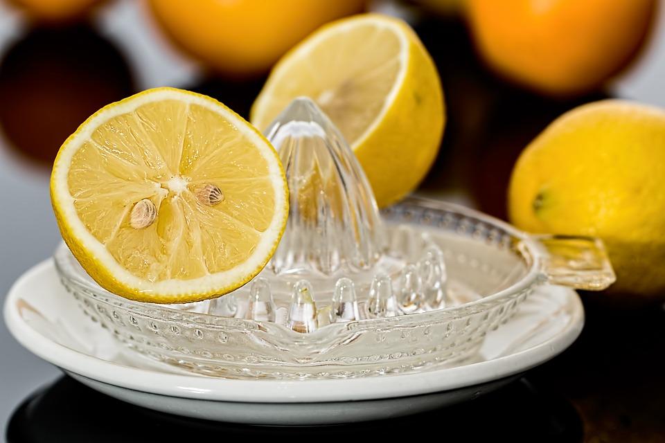 Zitronensaft