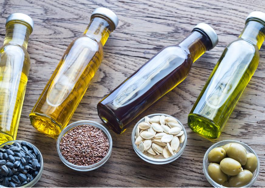 Pflanzenöle und Ölsaaten