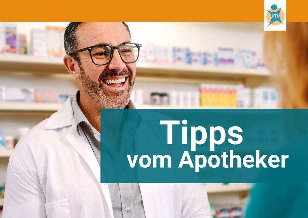 Tipps vom Apotheker