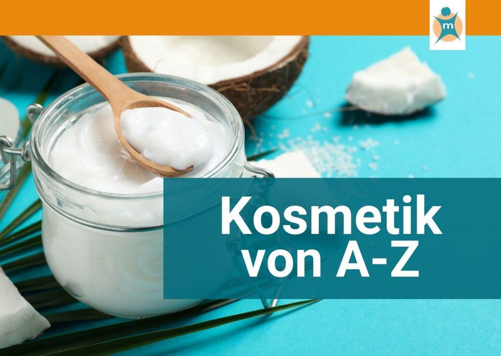 Kosmetik von A bis Z