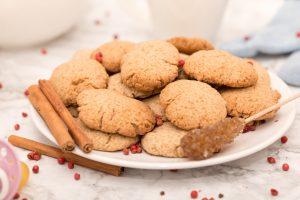 Ingwer-Kekse