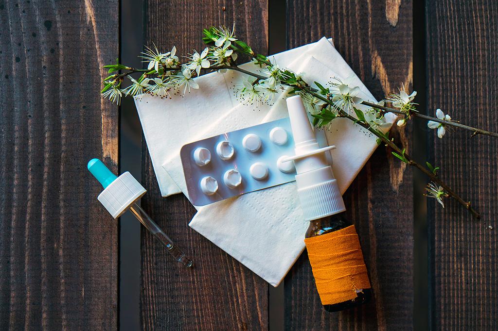 Allergie-Hausapotheke
