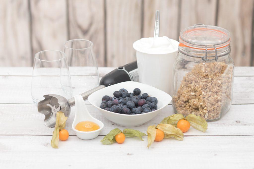 Allergie-Frühstück