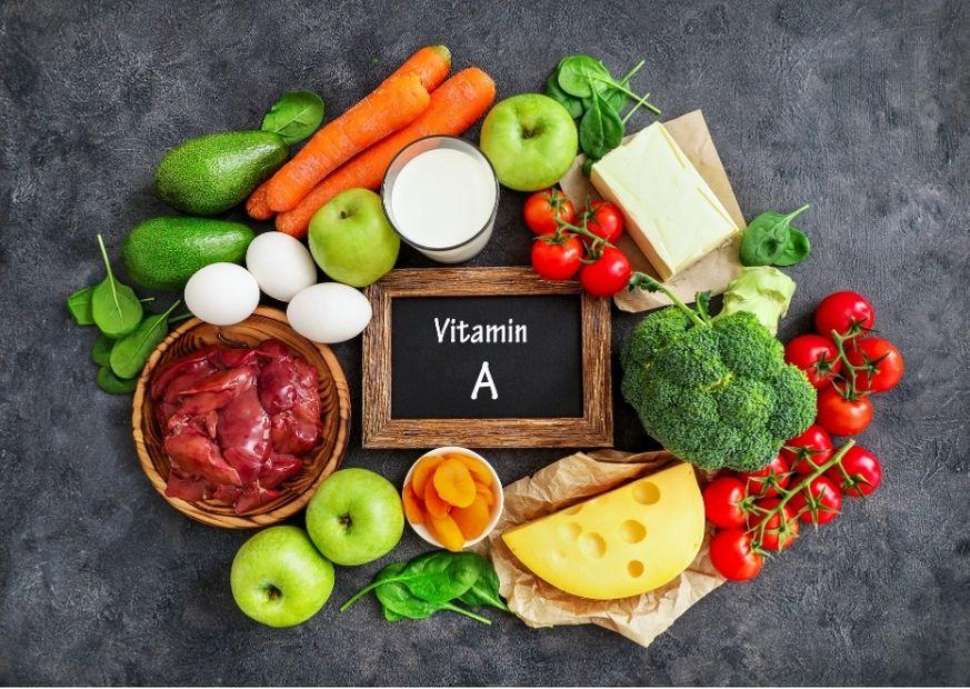 Vitamin-A-Lieferanten