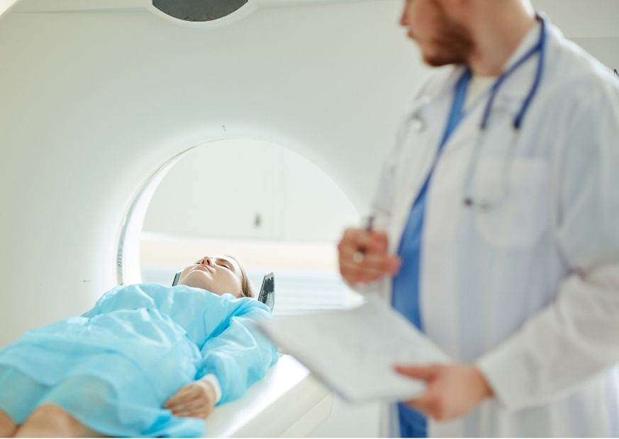 Bildgebendes Verfahren CT
