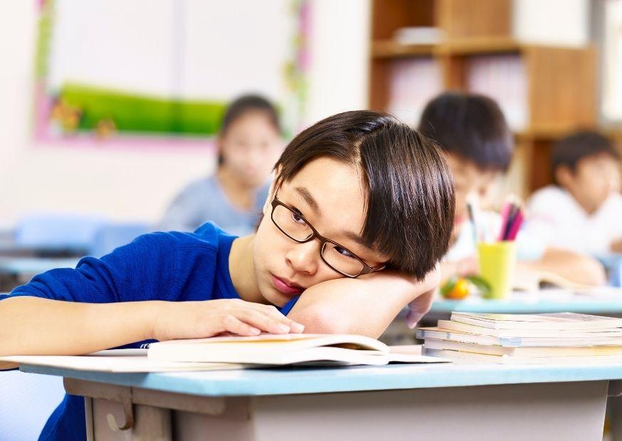 Wenn die Schule langweilt