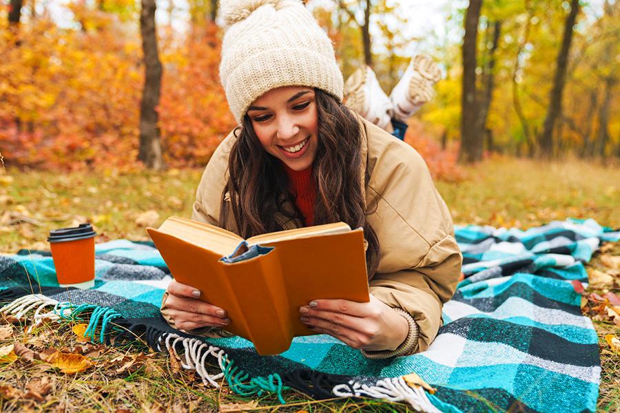 Im Herbst Lernen