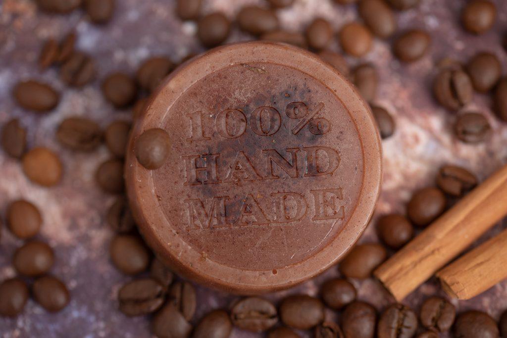 Kaffee-Seife selber machen