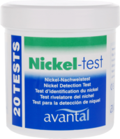 NICKEL Test - 20St - Urinbecher, Urin- & Stuhltests