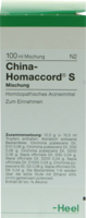 CHINA HOMACCORD S Tropfen - 100ml - Heel
