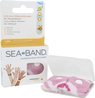 SEA-BAND Akupressurband f�r Kinder - 2St - Sonstige Mess/Therapieger�te + Zubeh�r