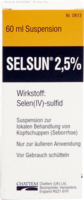 SELSUN Suspension - 60ml - Schuppen