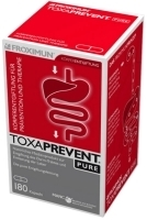 FROXIMUN TOXAPREVENT pure Kapseln - 60St - Leber & Galle
