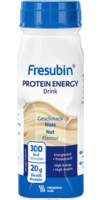 FRESUBIN PROTEIN Energy DRINK Nuss Trinkflasche - 4X200ml - Energy-Drinks