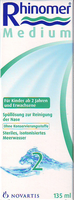 RHINOMER 2 medium Lösung - 135ml - Nase